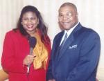 Jackie Sunshine Smith interviews Aaron Pryor at Celebrity Fight Night Reception Atlanta.jpg
