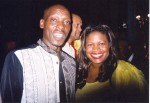 Pietermaritzburg Msunduzi Mayor Hloni Zondi and Jackie Sunshine Smith at reception  Metro Durban South Africa.jpg