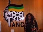 Jackie Sunshine Smith at ANC Headquarters in Joburg South Africa.JPG