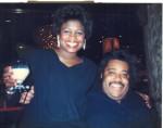 Jackie Sunshine Smith & Rev Al Sharpton at Tyson-Berbick Las Vegas.jpg