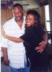 Alexander Oneal & Jackie Sunshine Smith in President's Suite at Indiana Black Expo Indianapolis.jpg