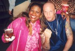 Jackie Sunshine Smith & Angel Manfredy at Mosley-Forrest rematch Indianapolis.jpg