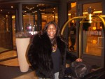Jackie Sunshine Smith arrives at Maritim Hotel Berlin Germany.JPG
