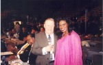 Bob Goodman & Jackie Smith ringside at Ruiz-Jones Thomas & Mack Center Las Vegas.jpg