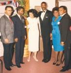 Rev Charles Williams, John Bailey, Tonya Parker, Michael Spinks, Jackie Sunshine Smith, Butch Lewis at  Atlanta Recption for Jesse Jackson.jpg