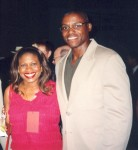 Jackie Sunshine Smith & Carl Lewis at Indiana BlackExpo President's Reception Indianapolis.jpg