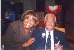 Jackie Sunshine Smith & Charles A-Train Dryden, Tuskegee Airmen.jpg