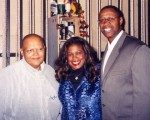 Rev Charles Williams, Jackie Sunshine Smith & James Hunter backstage at Tom Joyner Morning Show for Circle City Classic Indianapolis.jpg