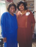 Jackie Sunshine Smith & Debbie King at Reception honoring Henrietta King in Atlanta.jpg