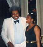 Don King & Jackie Sunshine Smith at Mike Tyson-Pinklon Thomas Post Fight Party Las Vegas
