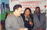 Bob Rocky Russo, Jackie Smith, Doug Pendarvis at Rocky's Restaurant Press Conf for ATLfight.jpg