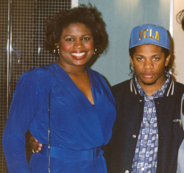 Eazy E Death Pictures Of eazy's softer side.
