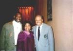 Doug Williams, Jackie Sunshine Smith & Coach Eddie Robinson 100% Wrong Club Atlanta.jpg
