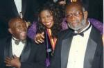 Emile Griffith, Jackie Sunshine Smith & Walt Bellamy at Celebrity Fight Night Atlanta.jpg