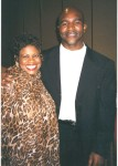 Evander Holyfield & Jackie Sunshine Smith at Georgia Amateur Boxing Awards Show Atlanta.jpg