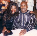 Jackie Sunshine Smith & Evander Holyfield at IBF Convention Atlanta.jpg